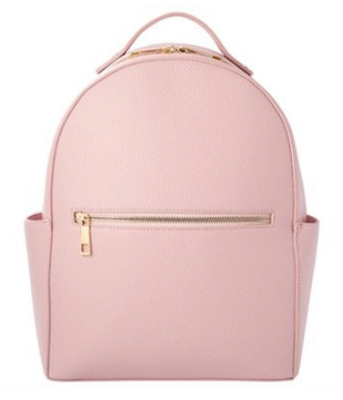 Alex backpack dusty pink