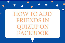 How to Add Friends in QuizUp on Facebook
