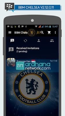 Preview BBM Chelsea V2.12.0.11