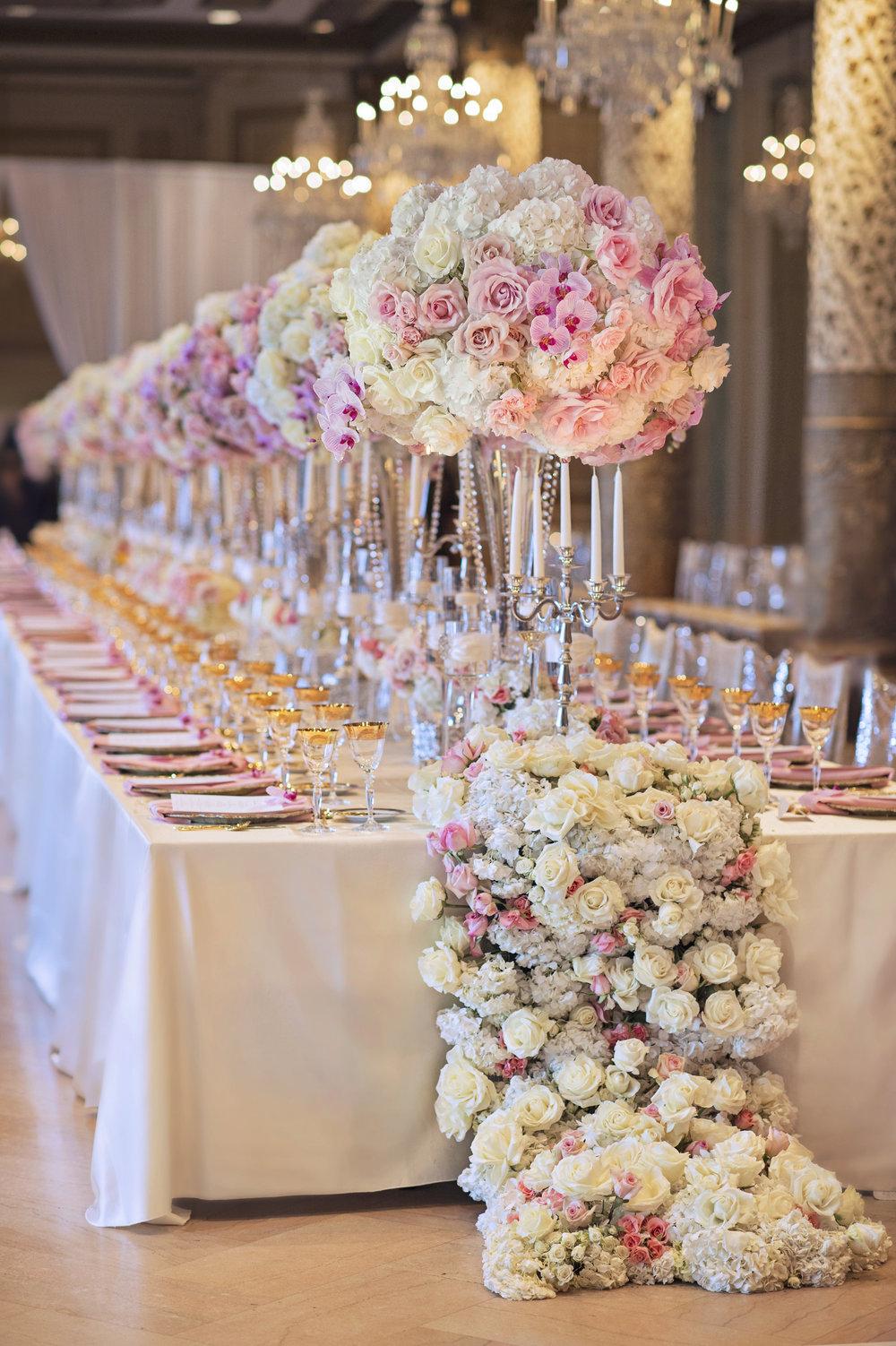 Sonal J. Shah Event Consultants, LLC: Long Table Decor