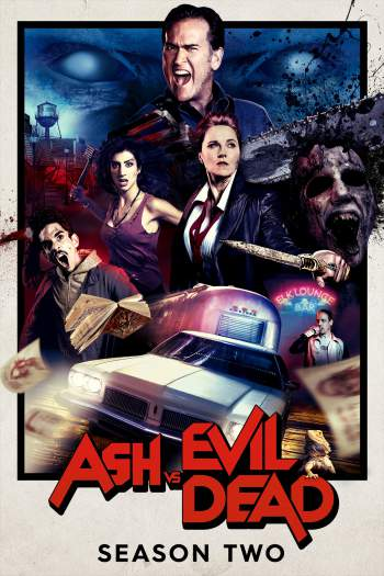 Ash vs. Evil Dead 2ª Temporada Torrent - BluRay 1080p Dual Áudio