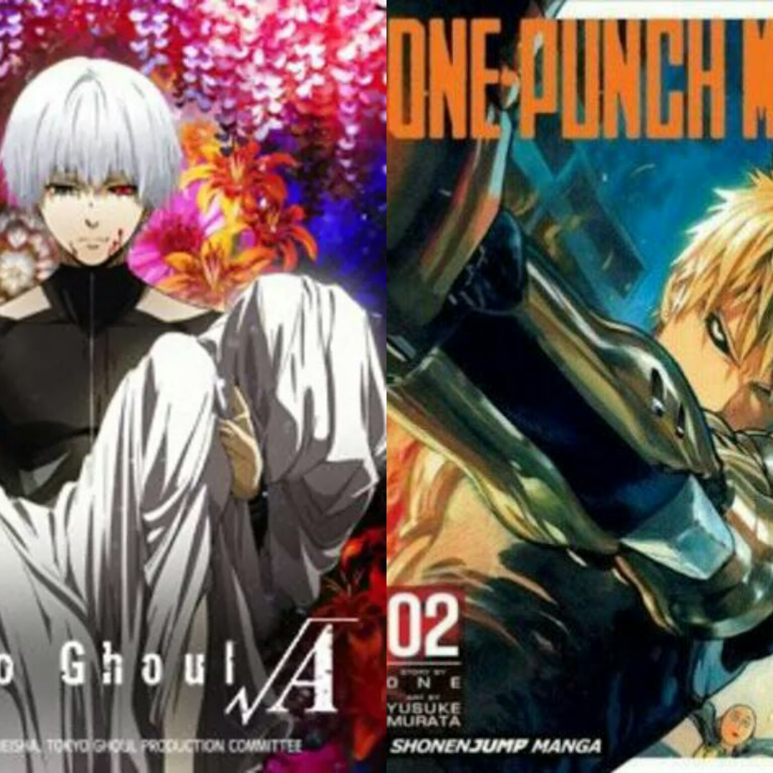 Tokyo Ghoul 3rd Season Airing With One Punch Man 2nd Season