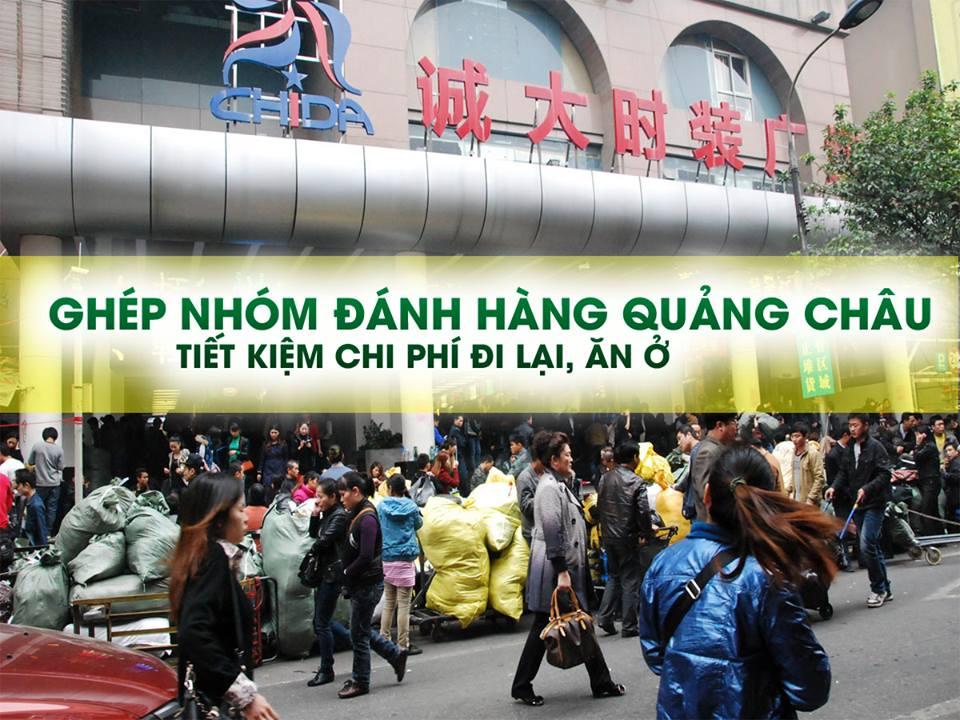 Thiên đàng mua sắm là mua hàng Trung Quốc giá rẻ.