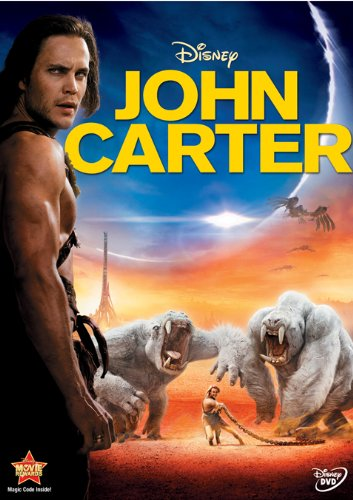 Unbidden Thoughts From The Underemployed John Carter 2012