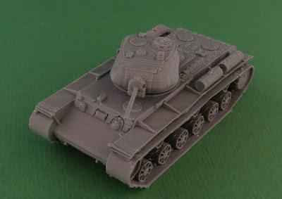 KV-1S Tank picture 3