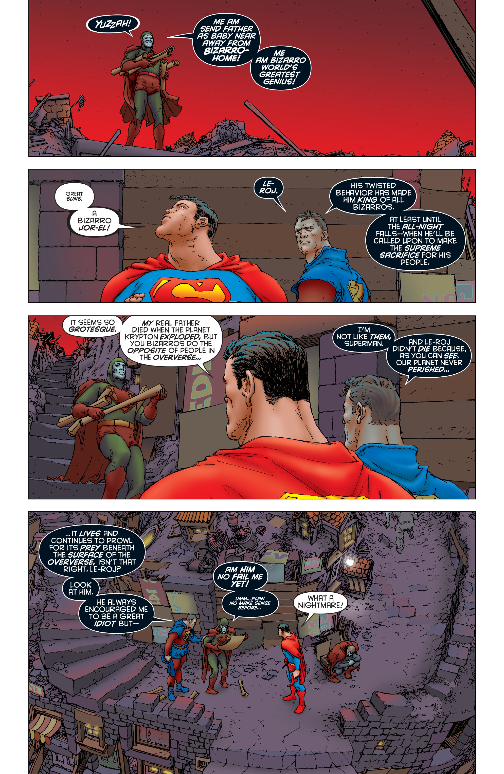 Read online All Star Superman comic -  Issue #8 - 5