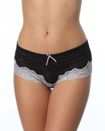 Find a ladylike version of his favorite boxer-briefs with a pair of women's boyshorts. Shop our large selection of women's boyshorts and receive free shipping. Black Magic. Valentine's Day. Brands We. Frederick's of Hollywood. Shirley of Hollywood. Mapale. these are the first boy short panties I have ever had and i was surprised.