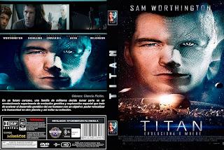 CARATULATITAN - THE TITAN 2018