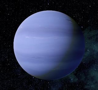 Астрология - Нептун в гороскопе