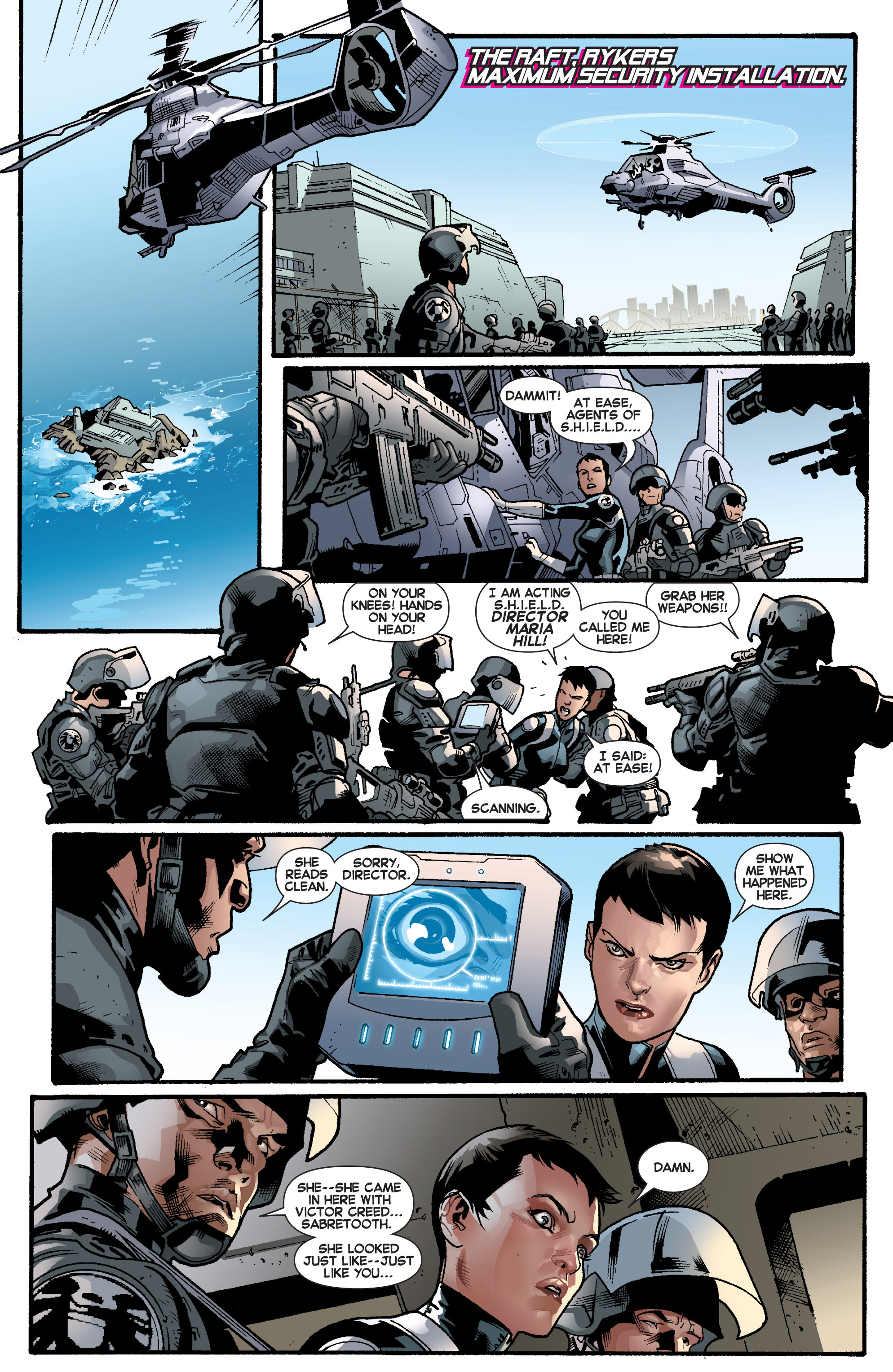 Read online All-New X-Men (2013) comic -  Issue # _Special - Here To Stay - 101