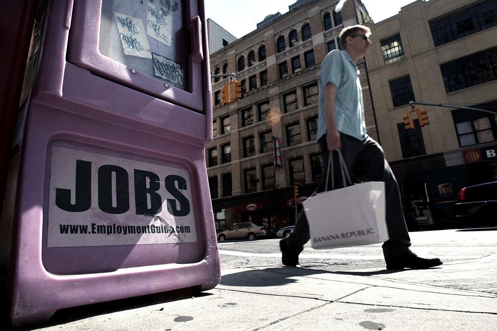 Estados Unidos: Más de 4 millones de nuevas solicitudes de subsidio por desempleo en la última semana