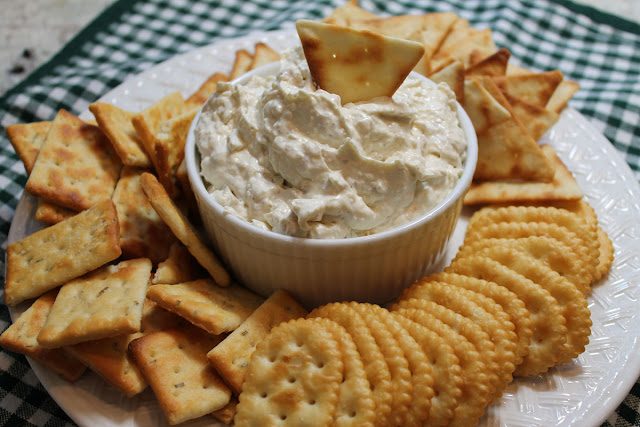 Caramelized Onion Dip Ready to Enjoy