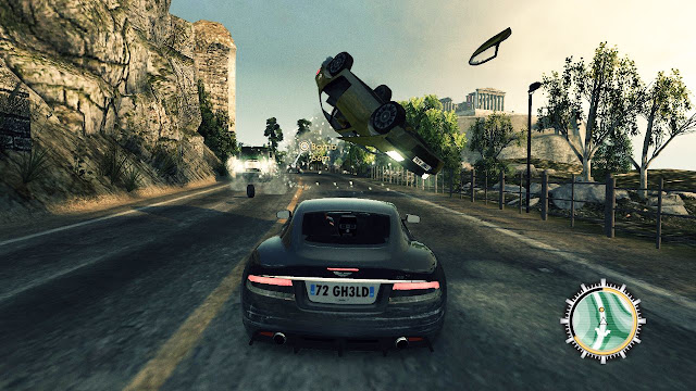 James Bond 007 Blood Stone Game Screenshots For PC