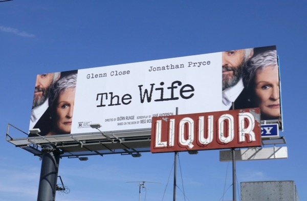 Wife film billboard