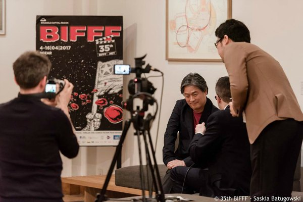 park chan-wook film festival