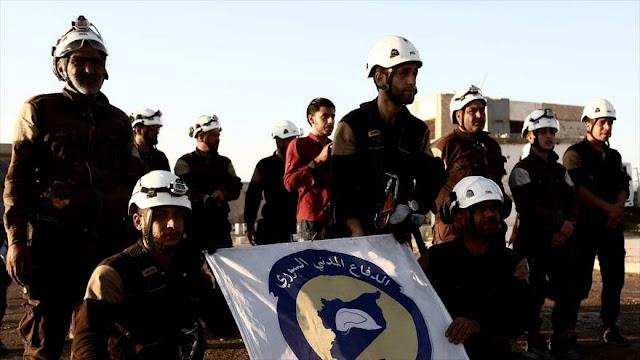 EEUU donará $ 5 millones para los 'cascos blancos' en Siria