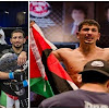 Inilah Seorang Pengungsi Palestina yang Jadi Atlet MMA dan Hanya Kalah Sekali Saja