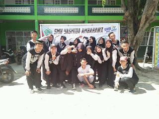 Panitia PTS (Penilaian Tengah Semester) SMK Yasmida Ambarawa Tahun 2019