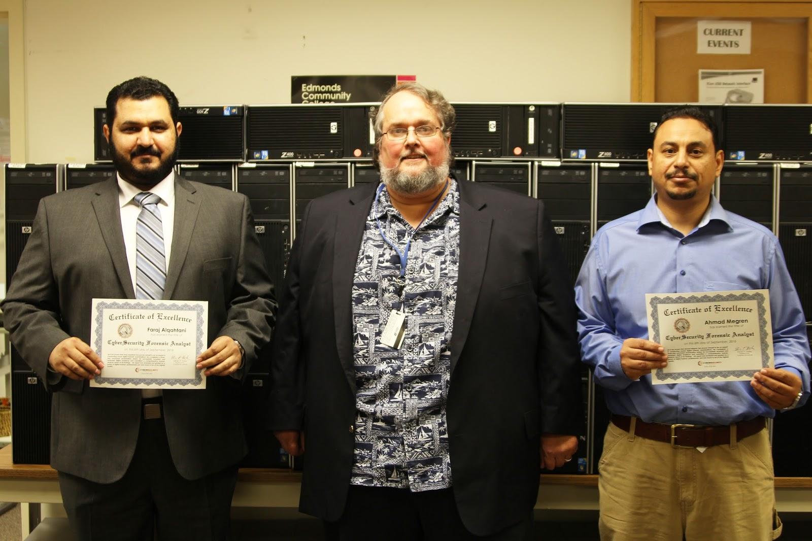First International Students In Us To Earn Digital Forensics