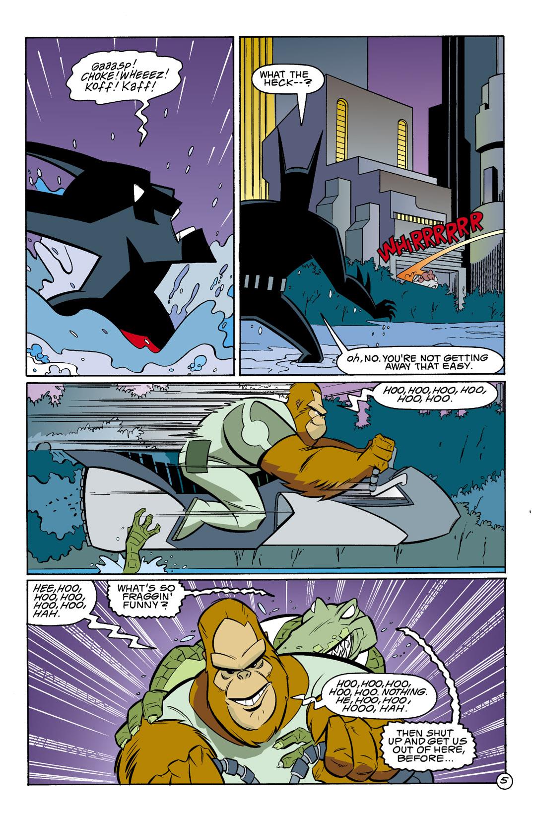 Batman Beyond [II] Issue #3 #3 - English 6