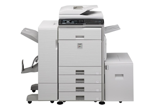 Sharp MX-2600N Printer Driver Download