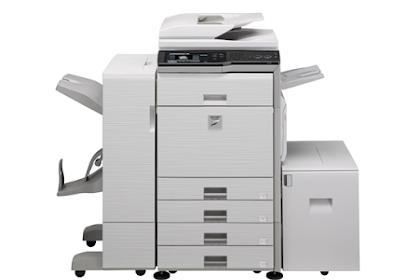 Sharp MX-2600N Printer Driver Download