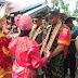 Dandim 0311/Pessel, Dampingi Tim Wasev Brigjen TNI Agus Yuniarto, Kunjungi Lokasi TMMD Ke-103 di Air Kalam