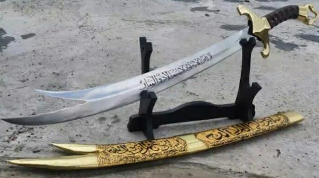 Zulfikar, Pedang Nabi Muhammad yang Diwariskan Kepada Ali, Kekuatannya Sebanding 1000 Prajurit