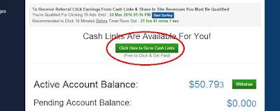 Cash Link TrafficMonsoon