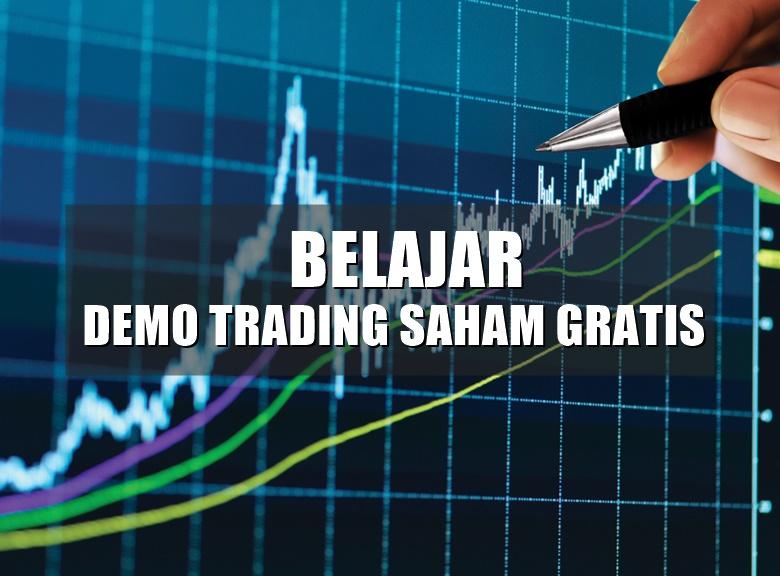Cara Trading Menggunakan Aplikasi Trading Saham dan Simulasi Gratis