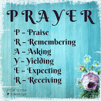 Advent Series ~ Day 7 ~ PRAYER