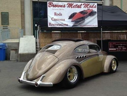 Just A Car Guy: The Berlin Buick. A very nice bug. How they don't roast when driving from the ...