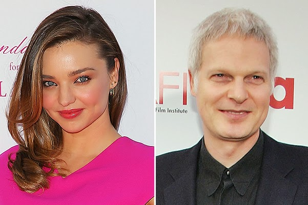 Miranda Kerr meets with ex-boyfriend of Elizabeth Hurley