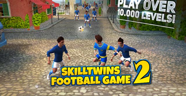 SkillTwins Football Game 2 v1.0 Mod Apk Terbaru