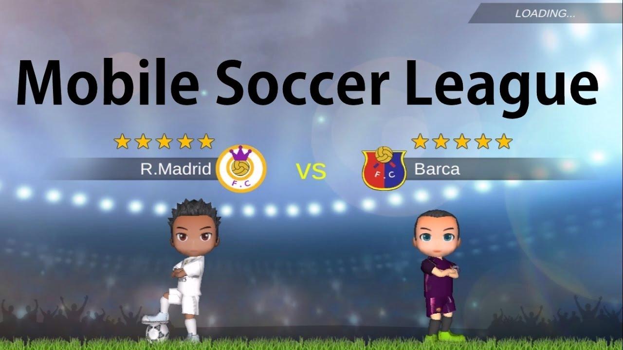 Mobile Soccer League v1 0 20 - APK + MOD [HACK] - Download