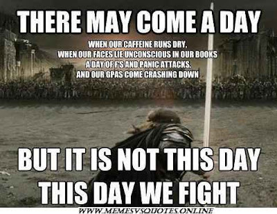 This day we fight