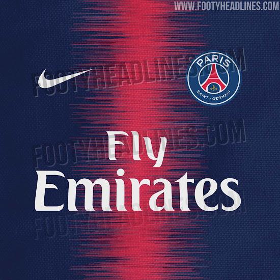 PSG : un aperçu du prochain maillot ?