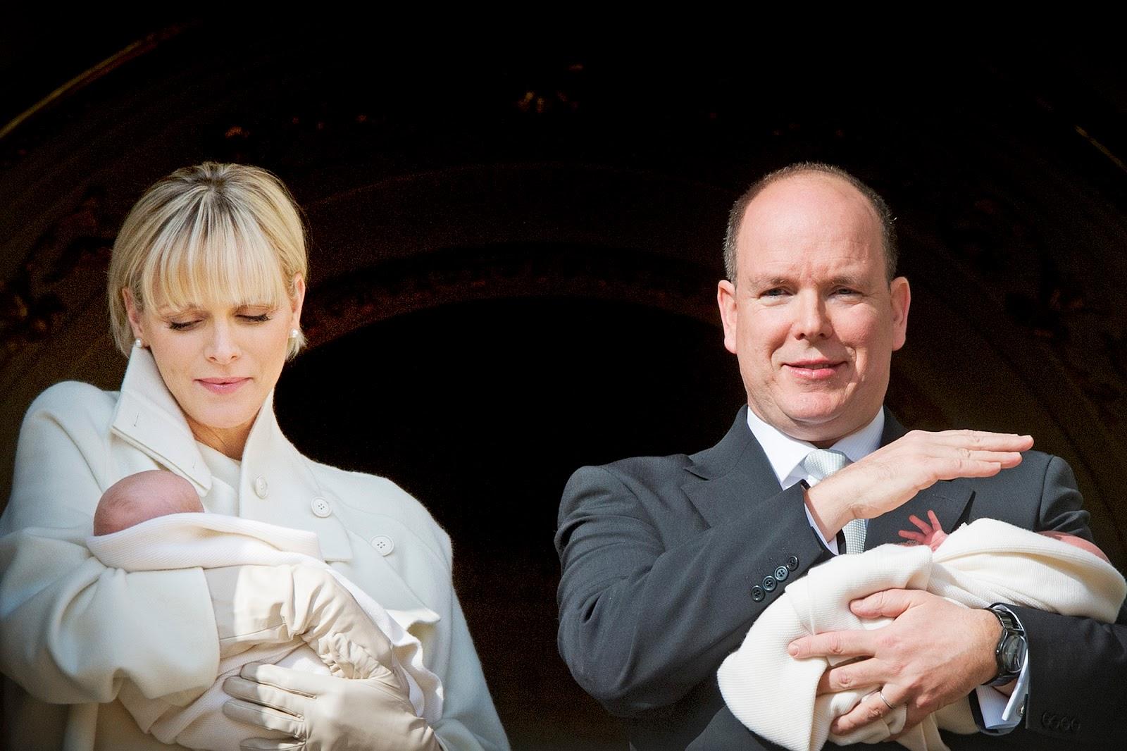 Monaco News: Latest News On The Baptism Of Prince Jacques And Princess