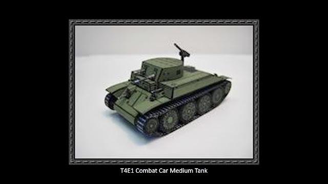 papercraf de tanques de la segunda guerra mundial para
