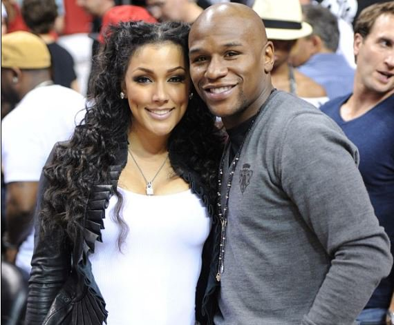 Floyd Mayweather sues ex-fiancee Shantel Jackson for stealing from him