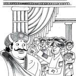 तेनालीराम की प्रसिद्ध कहानियाँ