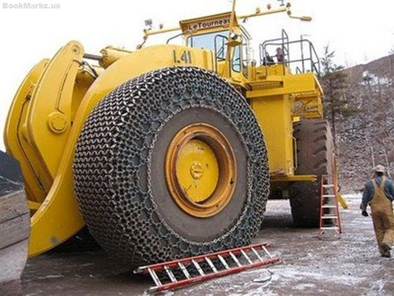 5 Largest Construction Machines In The World