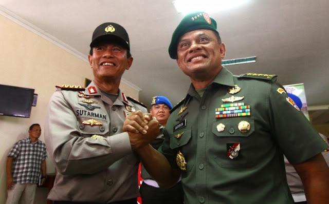 Misteri Dibalik Polisi dan TNI Yang Sering Bentrok ?