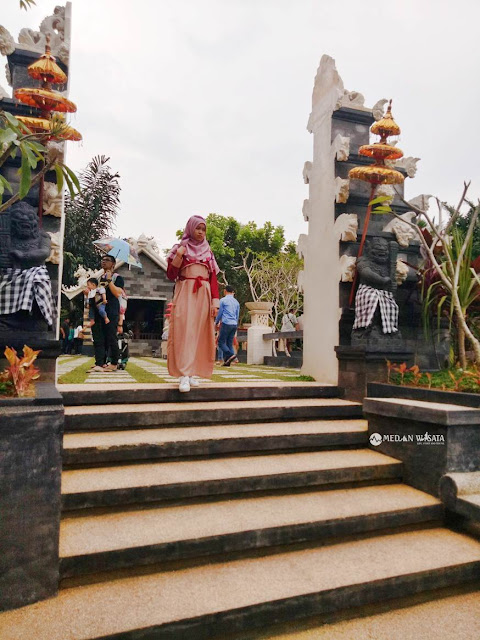 TGarden Resort Taman Kekinian Bernuansa Bali
