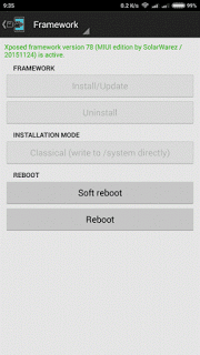 Cara Install Xposed Installer Xiaomi Mi4i 100% Work