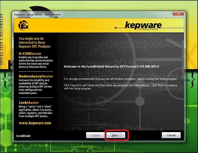 Kepware opc server download