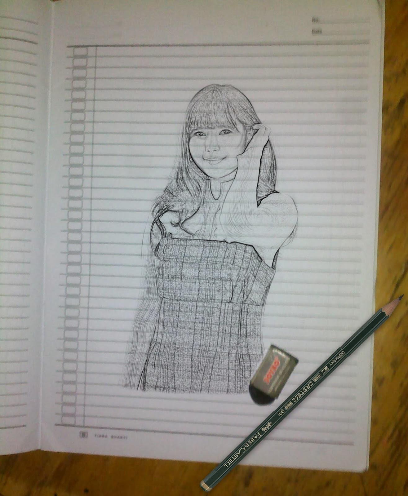 101+ Gambar Bagus Pakai Pensil Paling Keren