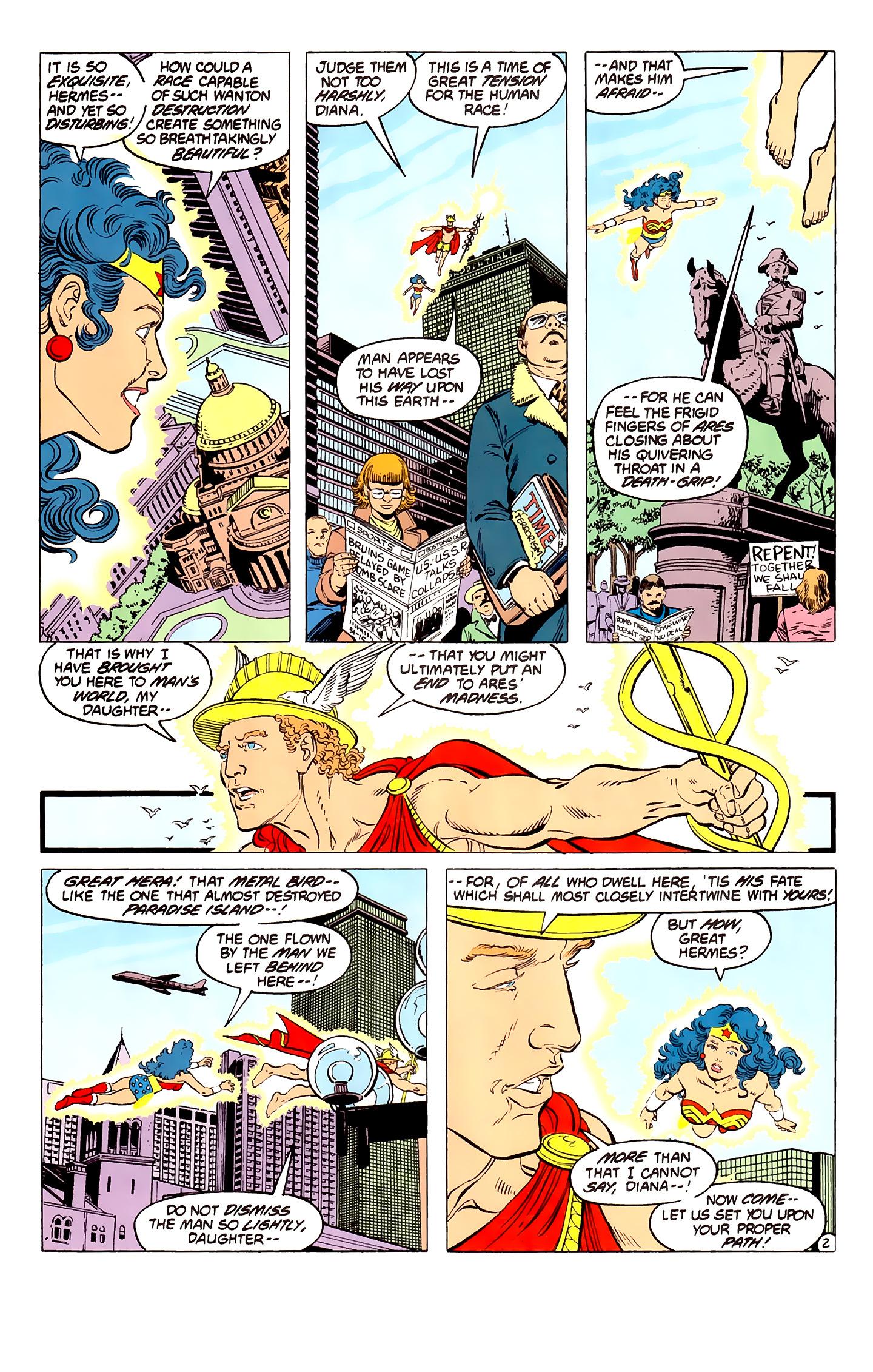 Read online Wonder Woman (1987) comic -  Issue #3 - 3
