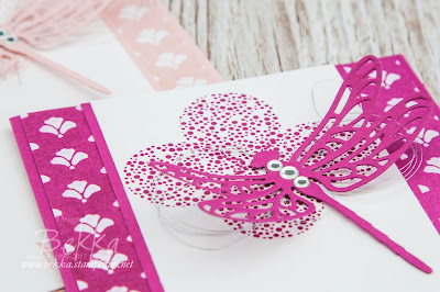 In Color Dragonfly Cards -Buy Stampin' Up! UK Supplies here