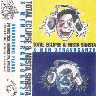 Total Eclipse  & Mista Sinista - X men Xtravaganza
